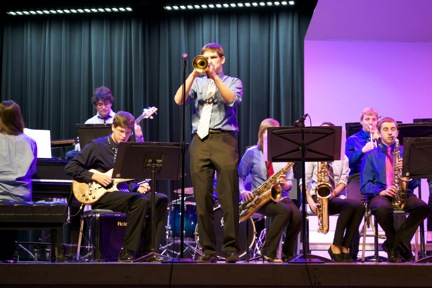 Jazz Band takes GOLD at Oneida