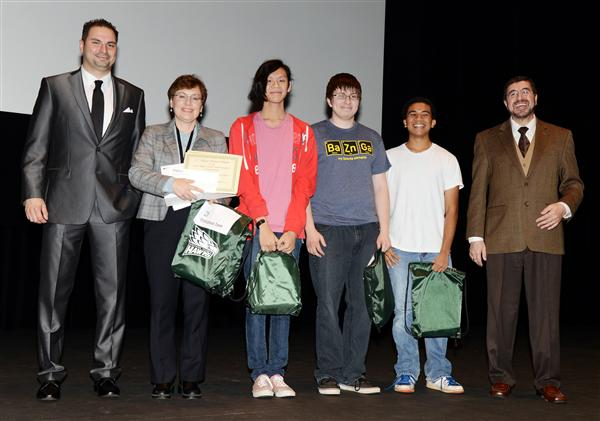 New Hartford's Mathletics Team Dominates 15th Annual MVCC Mathletics Competition