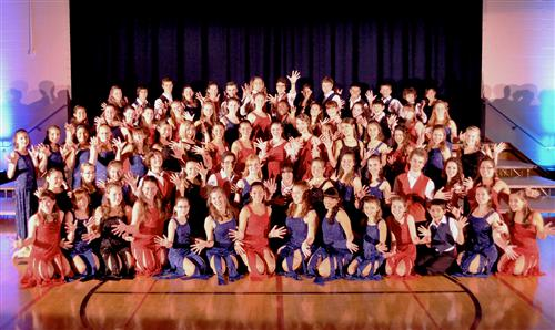 show choir photo