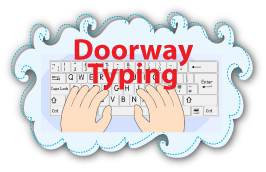 Image result for doorway keyboarding