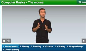 mouse learning