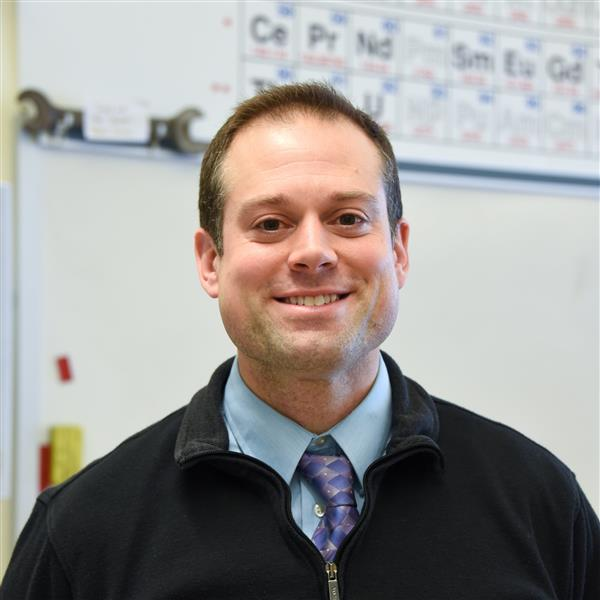 New Hartford Central School's Jason Bradley Selected by New York State as Master Teacher