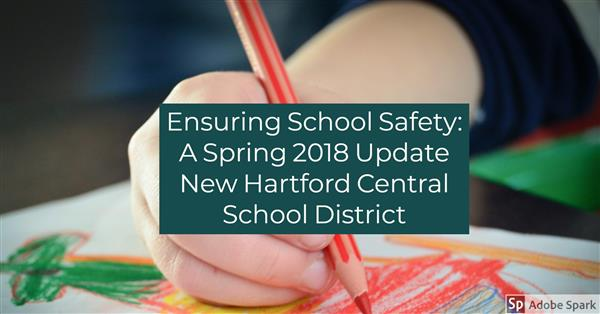 Ensuring School Safety:  A Spring 2018 Update