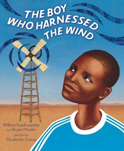 harnessed the wind